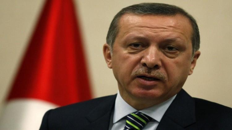 أردوغان يؤكد رفضه الانضمام للتحالف الرباعي ضد