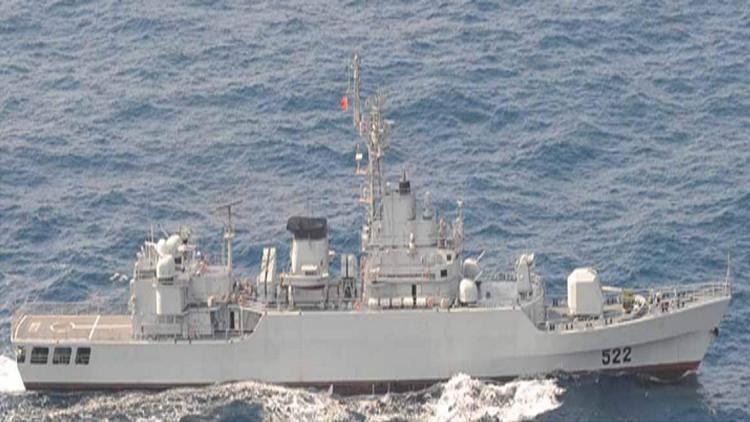 اليابان تتهم سفينة حربية صينية باختراق مياهها الإقليمية المتنازع عليها