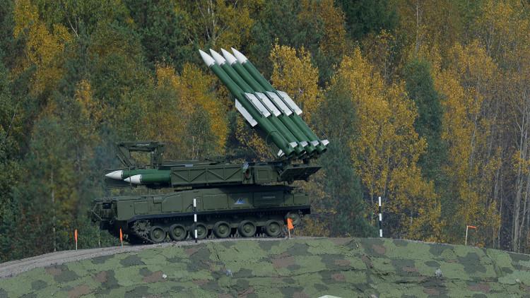 فيديو.. تصميم صاروخ فريد من نوعه لمنظومة الدفاع الجوي