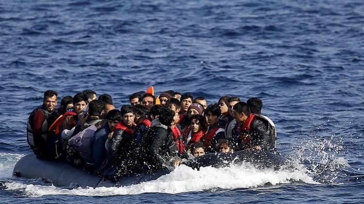 البحرية الألمانية انقذت 10 ألاف لاجئ في عام 2015