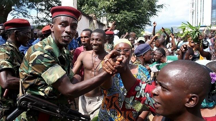 تظاهرة في بوروندي رفضا لمشروع نشر قوة للاتحاد الإفريقي