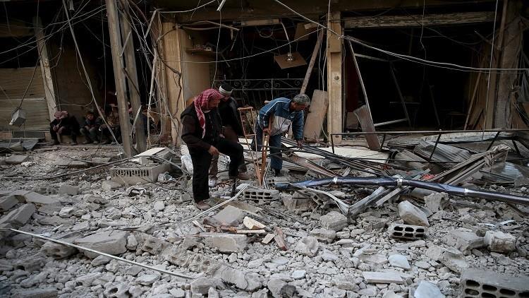 سانا: 8 قتلى و25 جريحا جراء سقوط قذائف هاون على أحياء سكنية بدمشق