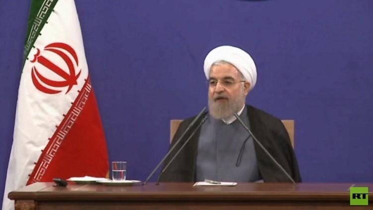 روحاني: لم نبن هلالا شيعيا أو سنيا بل لدينا بدر إسلامي