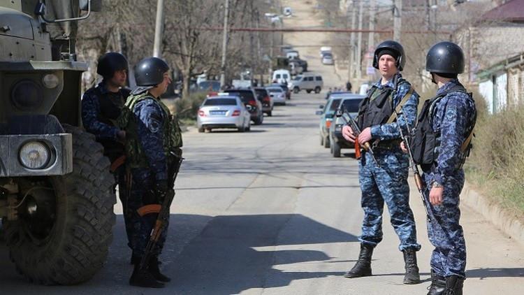 تصفية مسلح خلال عملية أمنية في داغستان