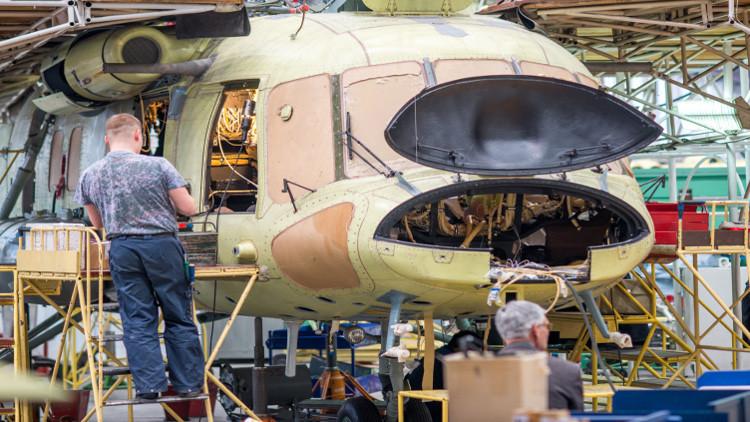 روستيخ: إنتاج المروحيات في روسيا وصل أرقاما تتساوى مع الحقبة السوفيتية