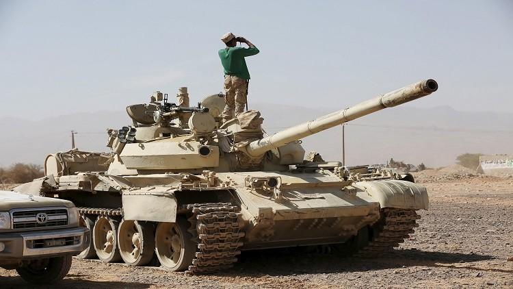 التحالف يستهدف قاعدة الديلمي في صنعاء.. ومعارك عنيفة في شبوة