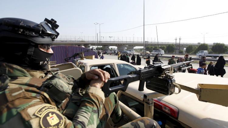 قتلى وجرحى بانفجار عبوة في بغداد.. والقضاء على عشرات المسلحين