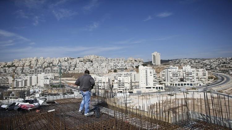 إسرائيل تعتزم بناء 55 ألف وحدة استيطانية في الضفة الغربية