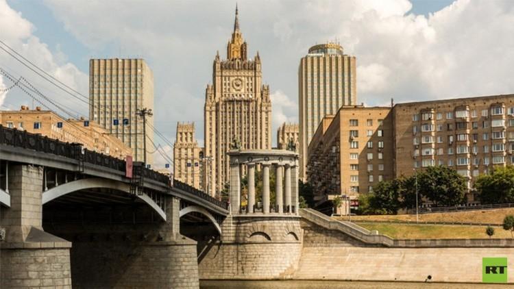 الخارجية الروسية تنفي مزاعم إلغاء زيارة المبعوث الخاص للتسوية في سوريا إلى السعودية