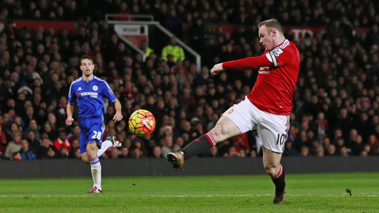 مانشستر يونايتد يتعادل مع تشيلسي في قمة مثيرة (فيديو)