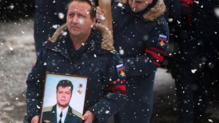 مصادر طبية: جثة الطيار الروسي الذي قتل في سوريا تعرضت للتمثيل بها