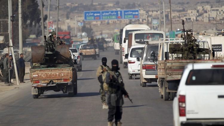 سوريا.. مقتل شخص بقصف للمسلحين على كفريا والفوعة