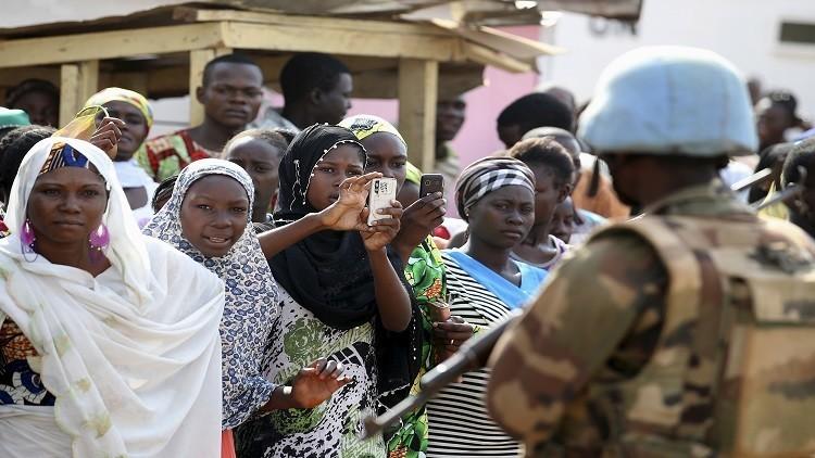 انطلاق الانتخابات الرئاسية والتشريعية في إفريقيا الوسطى