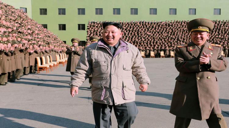 كوريا الشمالية تحتفل بتعيين كيم جونغ أون قائدا عاما