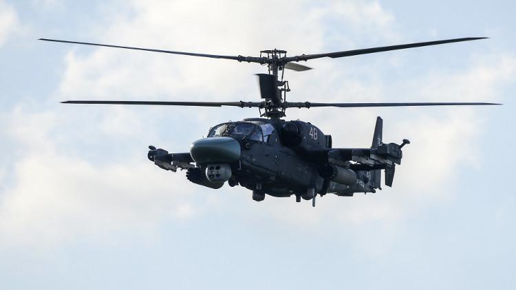 روسيا تورد لمصر 46 مروحية من طراز