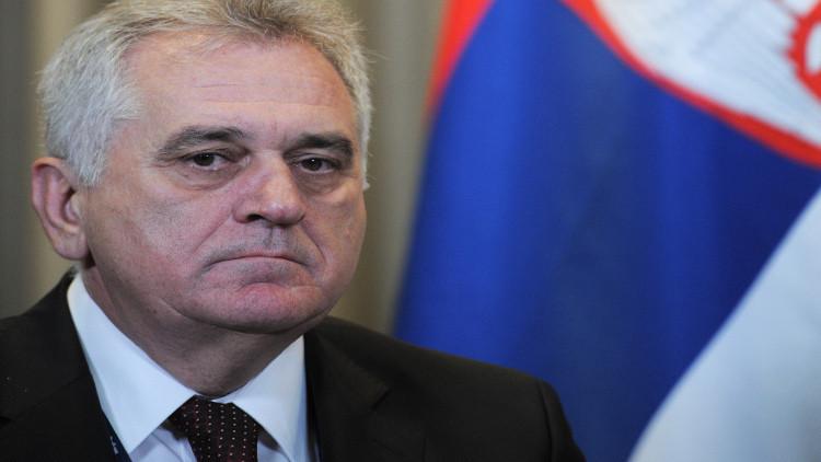 الرئيس الصربي: رفضت دعوة أنقرة للتوسط بينها وبين موسكو