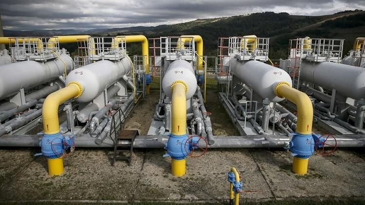 أوكرانيا ترفع رسوم ترانزيت الغاز الروسي عبر أراضيها