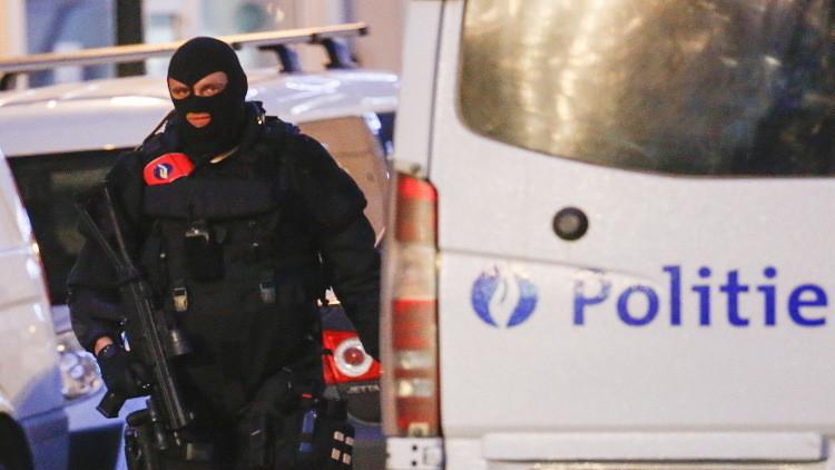 توقيف 6 مشتبهين بتحضير عمل إرهابي في بروكسل