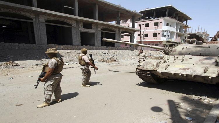 نجاة قائد عسكري يمني من محاولة اغتيال في عدن