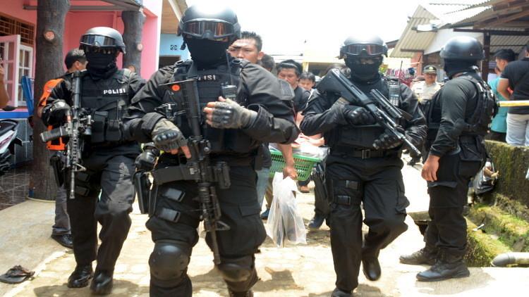 إندونيسيا.. اعتقال 3 أشخاص يشتبه في انتمائهم لـداعش