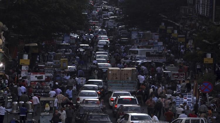 سكان مصر يتجاوزون 90 مليون نسمة مساء الأحد