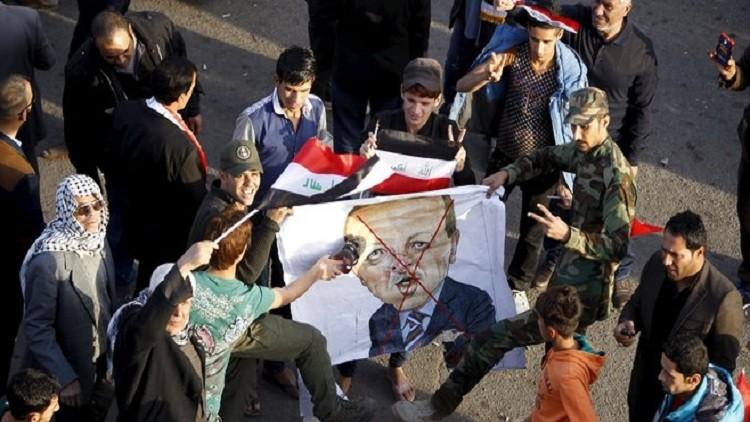 السيادة العراقية خط أحمر!