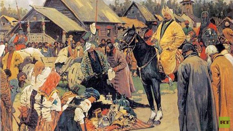 الإسلام والمسلمون في روسيا عبر العصور