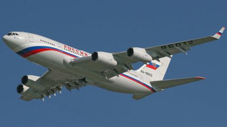 طائرة الرئيس الروسي  إل - 96