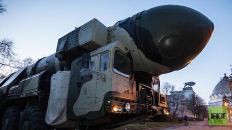 """منطومة """"أ-235 نودول"""" الصاروخية الروسية"""