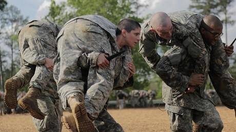 جنود أمريكيين