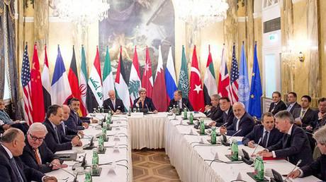 الجولة الثالثة بشأن الأزمة السورية