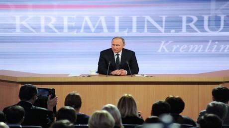 بوتين: نرفض أن يحدد الخارج من يحكم سوريا