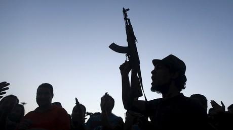 جماعة ليبية مسلحة - أرشيف -