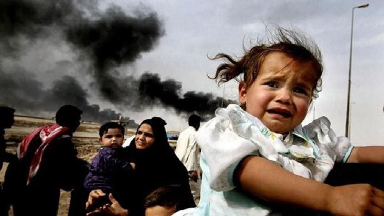 العنف والإرهاب يحصدان أرواح 7515 عراقيا في 2015