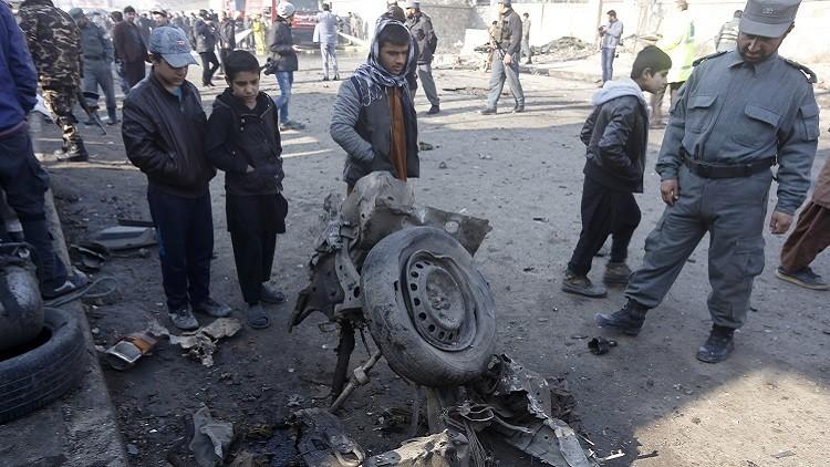 مقتل شخصين إصابة 15 بتفجير انتحاري وسط كابل.. وطالبان تتبنى