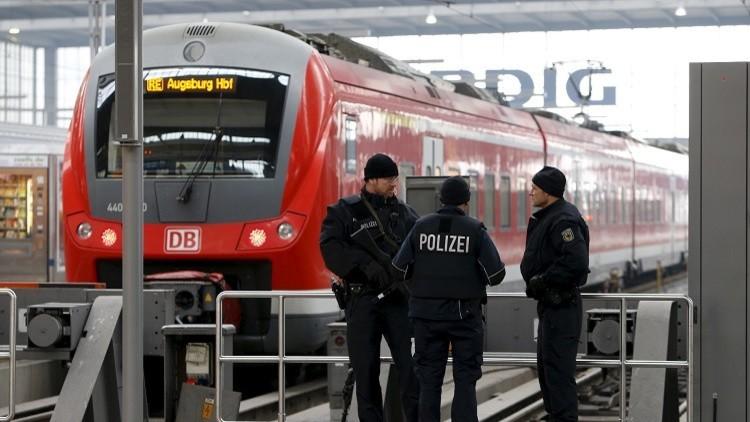 السلطات الألمانية ترفع حالة التأهب في مدينة ميونيخ