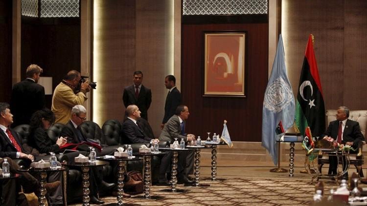 ليبيا.. المبعوث الأممي يصل طرابلس للدفع باتجاه تشكيل حكومة وحدة وطنية