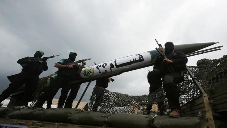 إطلاق 4 صواريخ من غزة على إسرائيل سقط 2 منهم في مناطق مفتوحة