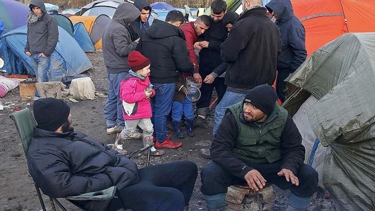 فرنسا تخطط لبناء معسكر جديد لإيواء 3000 لاجئ