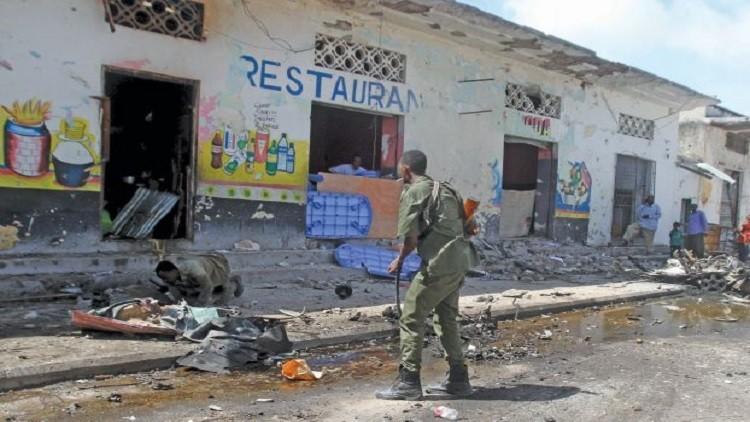 الصومال.. مقتل 3 أشخاص بتفجير انتحاري في مقديشو