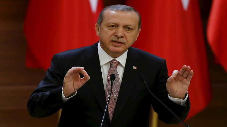أردوغان: القادة الأتراك ينبغي أن يدفعوا ثمن تصريحاتهم المؤيدة للحكم الذاتي