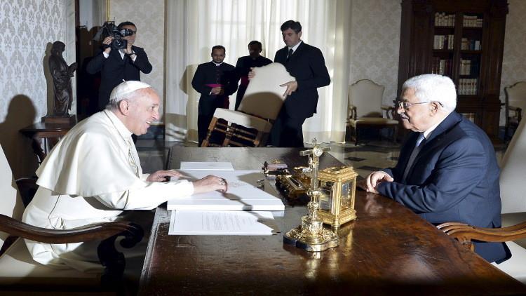 اعتراف الفاتيكان بدولة فلسطين يدخل حيز التنفيذ