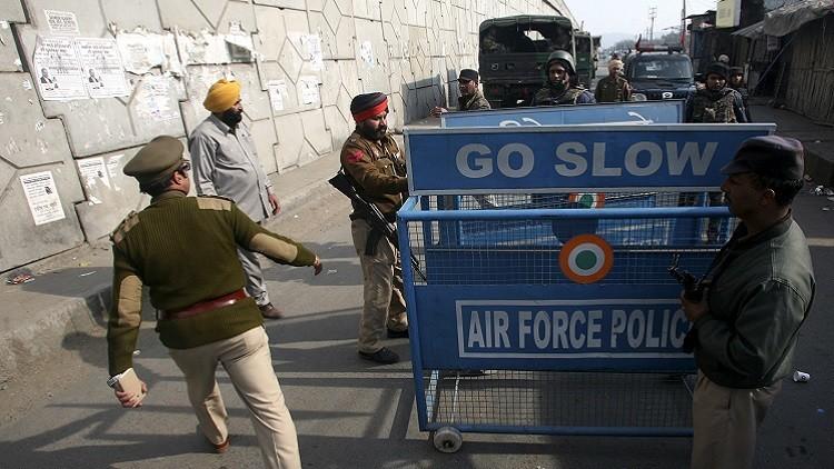 الهند... ارتفاع عدد قتلى الهجوم على قاعدة جوية في البنجاب إلى 17