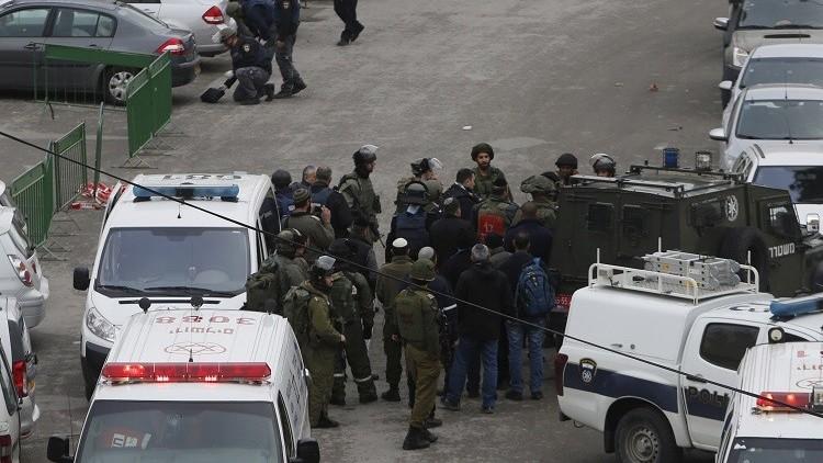 اعتقال فلسطيني بعد تنفيذه عملية طعن في مستوطنة أرمون هنتسيف بالقدس