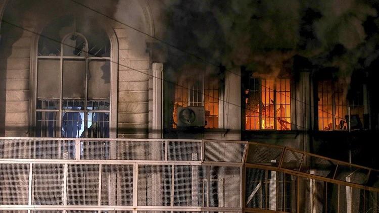 الأزهر يدين إحراق السفارة والقنصلية السعوديتين في إيران ويؤكد تضامنه مع المملكة