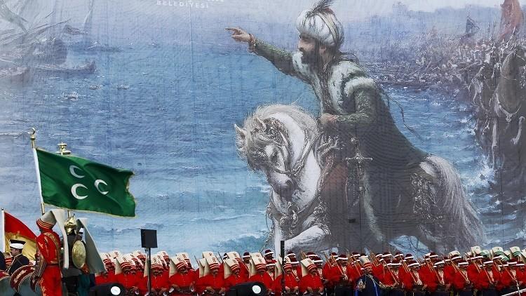 العثمانيون الجدد والارتماء في أحضان إسرائيل