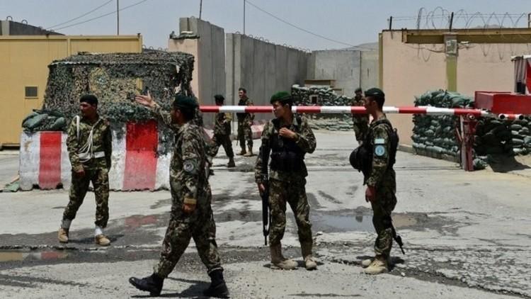 هجوم انتحاري قرب مطار كابل في أفغانستان