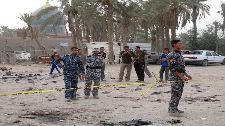 تفجير في مسجدين بمدينة الحلة وسط العراق