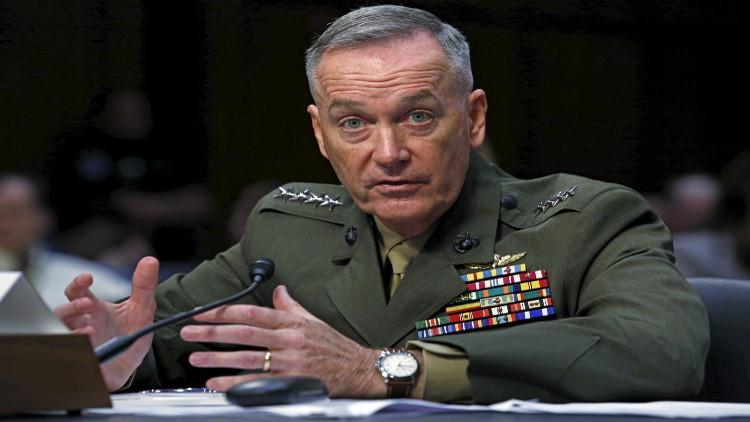 رئيس هيئة الأركان الأمريكي يزور أنقرة لبحث الأوضاع في المنطقة