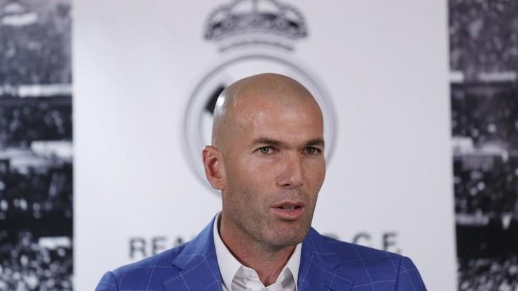رسميا.. زين الدين زيدان مدربا جديدا لنادي ريال مدريد الإسباني